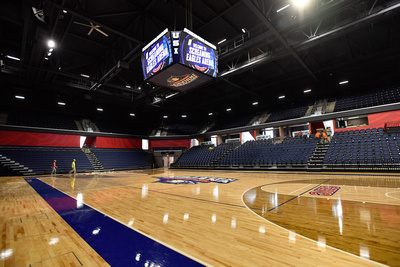 USI Photography and Multimedia: Screaming Eagles Arena Opens 2019 &emdash;